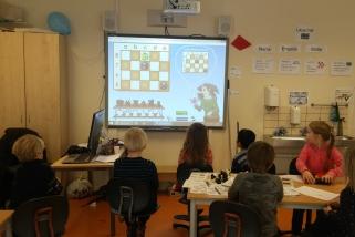 sjakkleir på skøyen skole