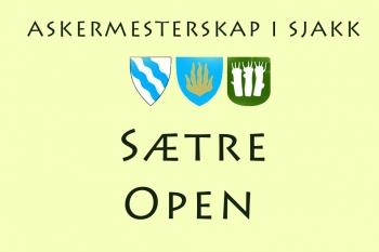 Sætre open 2019