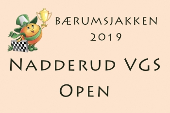 nadderud vgs open