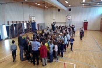 Skolecup i Bærum 2018