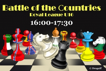 Battle of the countries