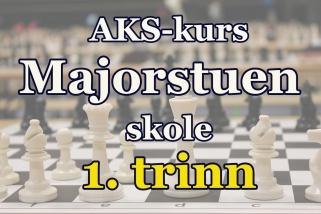 sjakk-kurs Majorstuen AKS
