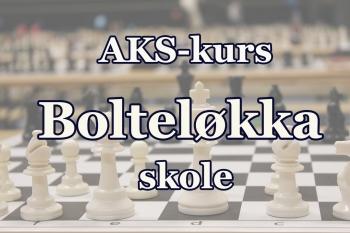 Sjakk-kurs Bolteløkka AKS