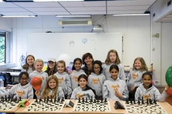sjakkleir for jenter