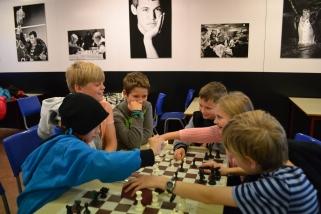 Sjakkleir i vinterferien