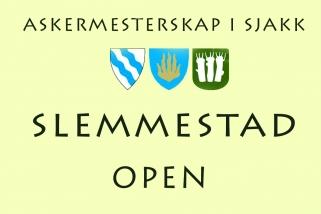 Slemmestad open 2018