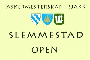 Slemmestad open 2019