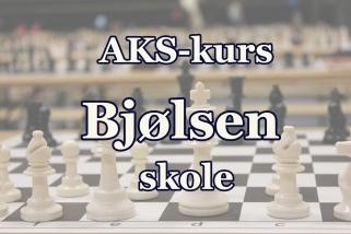 sjakkurs Bjølsen AKS