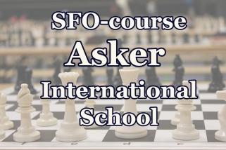 Chess course AIS