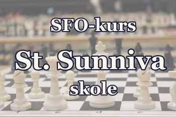 Sjakk-kurs St. Sunniva SFO