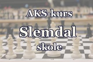 sjakk-kurs Slemdal AKS