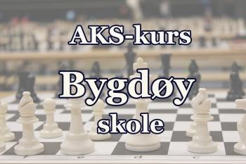 sjakkurs Bygdøy AKS