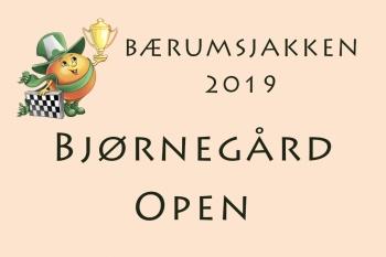 Bjørnegård open
