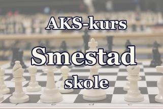 sjakkurs smestad AKS
