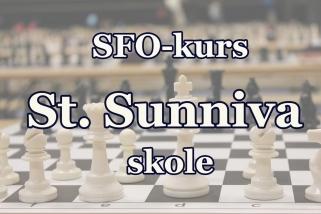 Kurs St.sunniva SFO